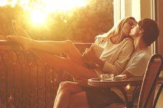 Sun and Kiss