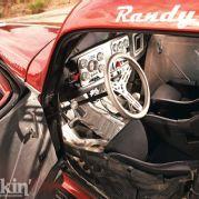1947 Hudson Pickup Interior