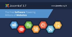 The official Joomla landing page!