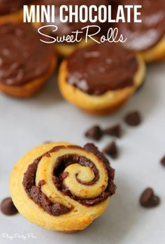 Muffin Pan Brioche al Cioccolato   Delizie dal mondo
