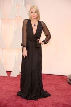 Margot Robbie- Oscars 2015
