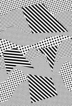 Géométrique, noir, blanc opart графика, графический дизайн и дизайн. Graphic Design Pattern, Graphic Patterns, Cool Patterns, Textile Patterns, Geometric Patterns, Graphic Prints, Print Patterns, Textiles, Motif Design