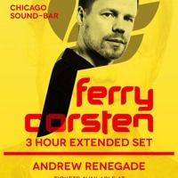 Andrew Renegade - Warmup Set B4 Ferry Corsten Soundbar Chicago 01.07.17 by andrewrenegade on SoundCloud