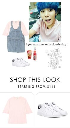 """""""Untitled #119"""" by spisaknoemi ❤ liked on Polyvore featuring Edit and adidas Originals"""