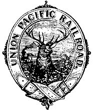 Union Pacific, old logos