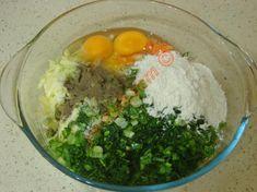 Sebze Köftesi Tarifi Yapılış Aşaması 3/8 Pasta, Food, Eten, Noodles, Meals, Pasta Dishes, Diet