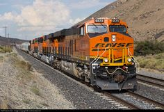 RailPictures.Net Photo: BNSF 6573 BNSF Railway GE ES44C4 at Tehachapi Pass, California by southlandwarrior