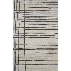 Handmade Moroccan Beige wool Rug (5' x 8') | Overstock.com Shopping - The Best Deals on 5x8 - 6x9 Rugs