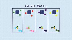 Physical Education Games - Yard Ball