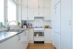 Sweden swedish design white kitchen