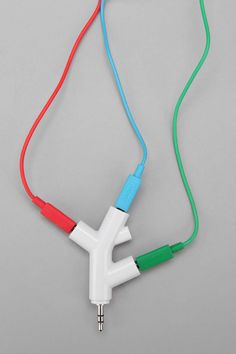 Music Branches Headphone Splitter stocking stuffer | FINALLY!!!!!!!!!!!!!!!!