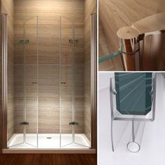 http://ift.tt/1PbdzaI Falttüren Verstellbereich von 92-96 cm Duschtüren mit 6mm nanobeschichtetem Sicherheitsglas EINFÜHRUNGSPREIS @buynowiili&