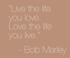 Bob Marley Looking for more inspiration? Please join our new community www.facebook.com/vivalavidalifestyle and join our new movement towards a more positive life! #quotes #words