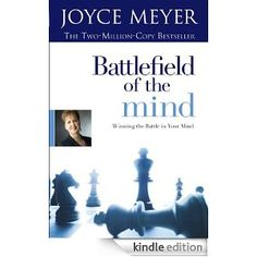 Another absolute must read,must must must especially if you suffer from dear or depression. Battlefield of the mind by #JoyceMeyer she's #swag