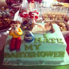 Elise's 'I hate babyshowers high-tea'.   beautiful food, foodblog, foodpic, foodpics, eetfoto's, mooie eetfoto's, foodporn, healthy, food, voedsel, recept, recipe