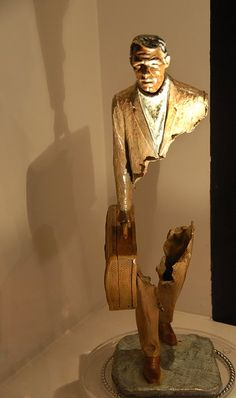 bruno catalano bronze sculpture