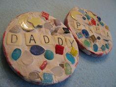 Manualidades de niños para el dia del padre