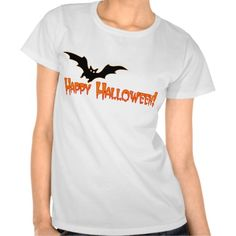 Happy Halloween - Spooky Bat Ladies t shirt