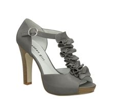 Shop DSW Shoes | ... Girl Setra Ruffled T-Strap Platform Madden Girl - DSW from dsw.com