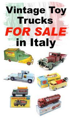 Vintage Toy Trucks For Sale in Germany Vintage Toys For Sale, Toy Trucks, Trucks For Sale, Toy Sale, Old Toys, Ebay, Germany, Canada, Australia