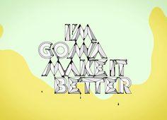 Τα 5 καλύτερα δείγματα «κινούμενης τυπογραφίας» – Kinetic Typography