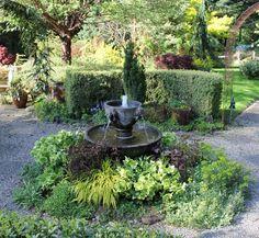 Robb Rosser  Begin seasonal garden maintenance with the entry garden, near the front door.