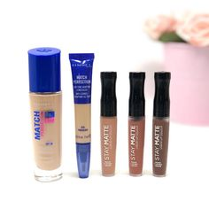 Influenster Voxbox by Rimel Rimmel Match Perfection, Concealer, Foundation, Goodies, Lipstick, Canning, Beauty, Instagram, Sweet Like Candy