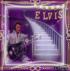 Elvis pearls and glitter
