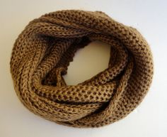 Items similar to brown men scarf ,cowl , neckwarmer - infinity scarf , women - unisex scarves on Etsy Valentine Day Gifts, Valentines, Men Scarf, Neck Warmer, Cowl, Infinity, Celebration, Scarves, Colorful