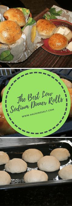 The Best Low Sodium Dinner Rolls Hacking Salt 2019 The Best Low Sodium Dinner Rolls Hacking Salt The post The Best Low Sodium Dinner Rolls Hacking Salt 2019 appeared first on Rolls Diy. Low Sodium Bread, No Sodium Foods, Low Sodium Diet, Low Sodium Recipes, Cholesterol Diet, Heart Healthy Recipes, Gourmet Recipes, Healthy Heart, Health Recipes