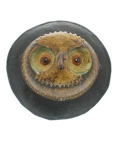Another great find on #zulily! Metal Owl Wall Mount #zulilyfinds