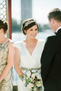 Photography: Tealily Photography - tealilyphotography.com Wedding Dress: Johanna Johnson - johannajohnson.com