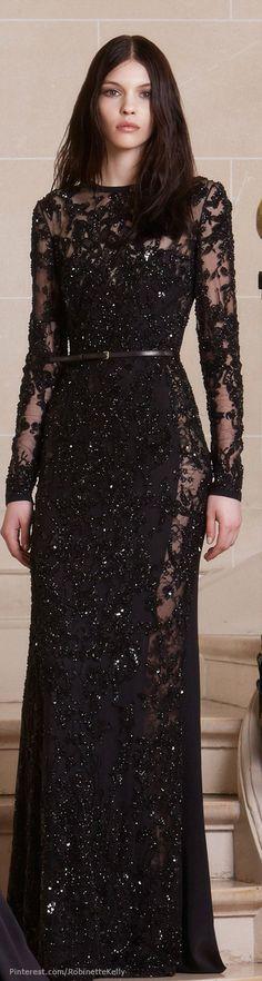 Elie Saab ~Latest Luxurious Women's Fashion - Haute Couture - dresses, jackets. bags, jewellery, shoes etc
