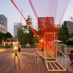 Gallery of Autumn Art Breeze at Sejong Art Center / Boundaries architects - 2