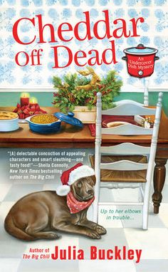 Caterer and cook Lilah Drake is up to her elbows in deadly trouble in the latest mystery from the author of The Big Chili…