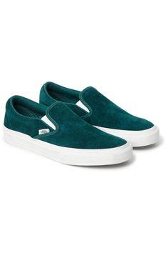 V Slipon BayberryGreen sneaker