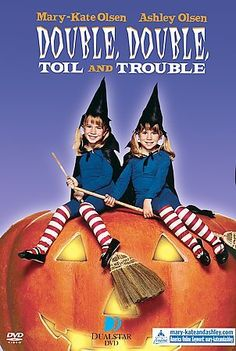 Double, Double Toil and Trouble. The Olsen Twins make their second appearance in this comprehensive list. This was a TV movie from 1993.