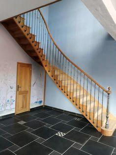 fer et bois escalier fer pinterest escalier fer escaliers et bois. Black Bedroom Furniture Sets. Home Design Ideas