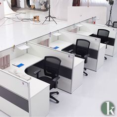 oficinas abiertas open offices office workstation What a Home Warranty Will Not Cover Many people th Office Cubicle Design, Corporate Office Design, Office Space Design, Modern Office Design, Office Furniture Design, Office Interior Design, Office Interiors, Open Office, Cool Office Space