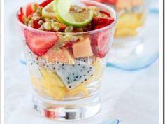 O alta salata de fructe