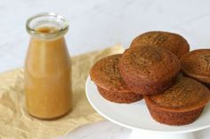 Quick & Easy Mini Sticky Date Puddings with Butterscotch Sauce