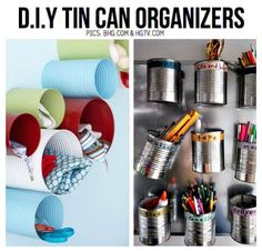 Organization diy