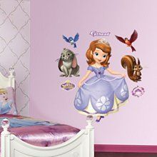 Sofia The First Bedroom Decor Could Add To Foam And Use For A Standup At Party