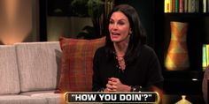 Watch Courteney Cox And Lisa Kudrow Test Their Friends Knowledge On Celebrity Name Game - Cinema Blend