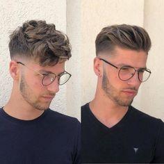 High Fade Haircuts for Men 2020 Difference Between Low Fade Vs High Fade Haircut atoz Of 95 Wonderful High Fade Haircuts for Men 2020 Mens Hairstyles Fade, Cool Hairstyles For Men, Undercut Hairstyles, Haircuts For Men, Men Undercut, Disconnected Undercut Men, Modern Haircuts, Wedding Hairstyles, Mens Medium Haircuts