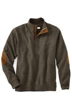 Make It A Double Flatback Zip Mock Pullover | Territory Ahead