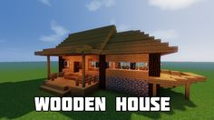 Minecraft Build Tutorial : How To Build A Starter House | Best Starter...