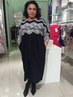 Надежда Бабкина презентовала собственную коллекцию одежды «plus size»
