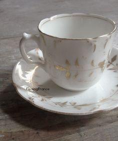Image of 1800's Porcelain of Paris Set