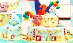 Pocoyo Birthday Party